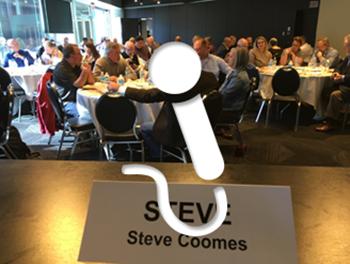 Steve Coomes Speaker