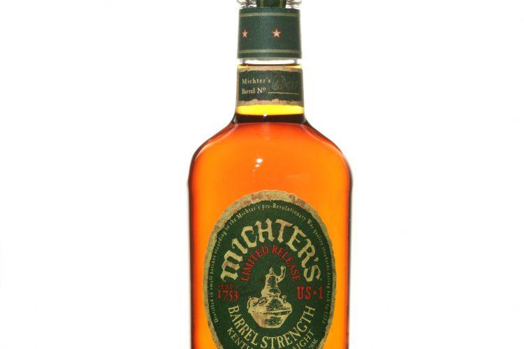 Michter's Barrel Strength Rye