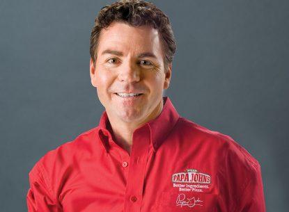 John Schnatter, founder, Papa John's Pizza. Photo courtesy of Papa John's