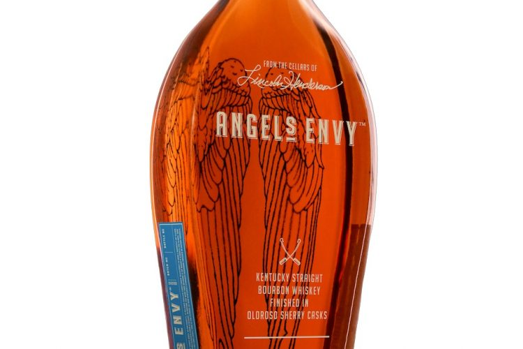 Angel's Envy Sherry Cask Finish