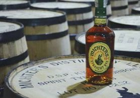 Michter's on Barrel